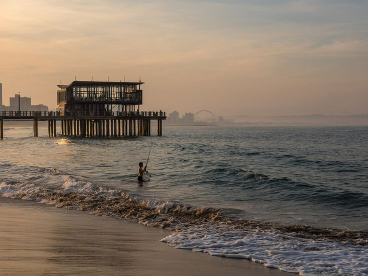 Addington Beach, Durban, KwaZulu-Natal, South Africa | by South African Tourism