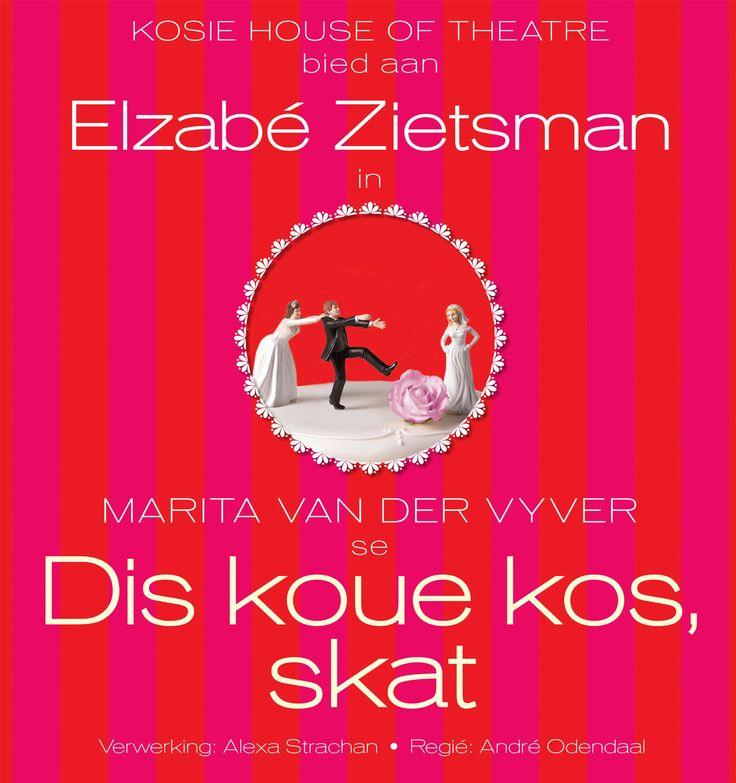 Gebaseer op die boek van Marita van der Vyver met Elzab'e Zietsman in die hoofrol met regie deur Andre Odendaal