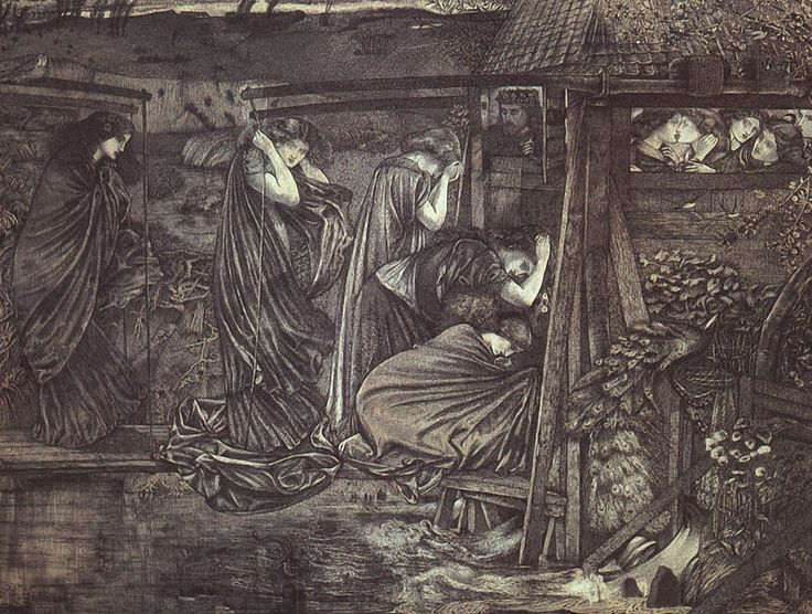 Edward BurneJones Victorian ArtistDreamer