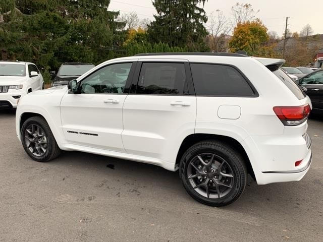 2020 Jeep Grand Cherokee Limited X Jeep Grand Cherokee Jeep