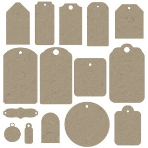 chipboard tagsFree Printables