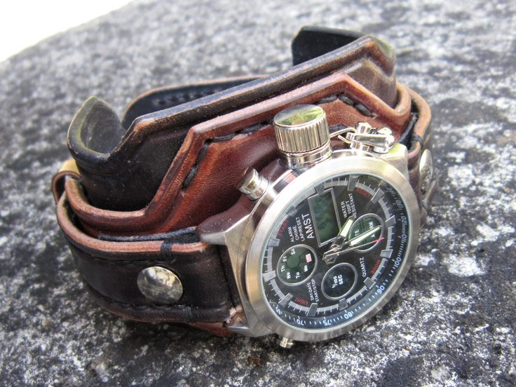 Pásek+na+hodinky,+unikátní+dárek+pro+muže+Pásek+na+hodinky+z+přírodní+kůže+(+zákazková+výroba+)+Barva:+hnědá,+černá+Šířka:+60+mm+Hodinky+AMST+Hodinky+vyrobím+podľa+požiadavky+tak+aby+sedeli+na+vašu+ruku.+Pred+kúpou+mi+napíšte+správu+a+dohodneme+sa.