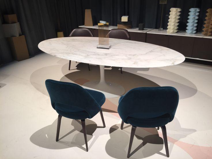 Oltre 25 fantastiche idee su tavolo saarinen su pinterest - Tavolo knoll saarinen ovale ...