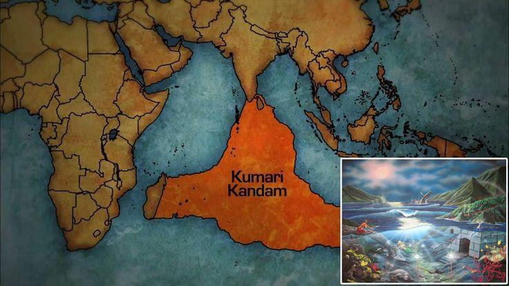 Diversas evidencias demuestran que el antiguo continente de Lemuria existió - http://codigooculto.com/2017/05/diversas-evidencias-demuestran-que-el-antiguo-continente-de-lemuria-existio/