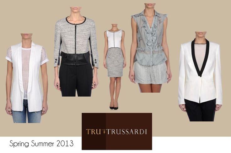 Tru Trussardi Spring Summer 2013 ~ The Dolls Factory