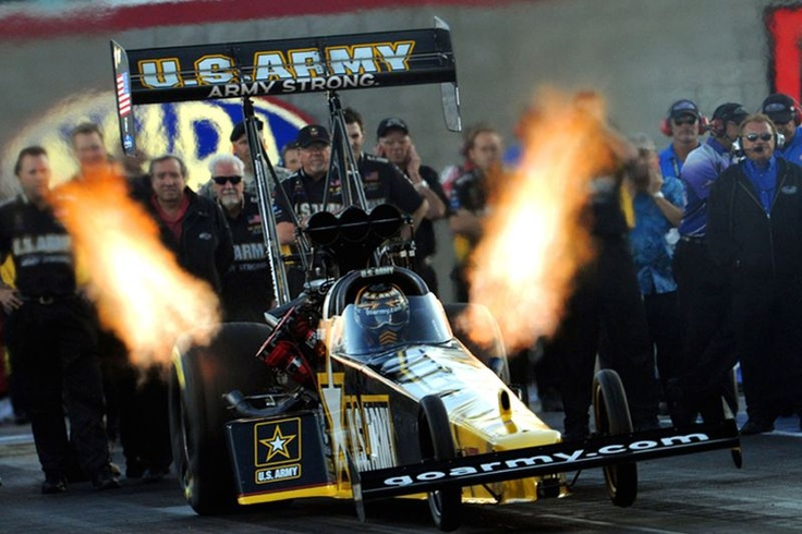 Tony Schumacher - US Army - NHRA