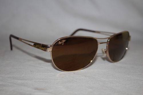 Maui jim aviator polarized sunglasses for Maui jim fishing sunglasses