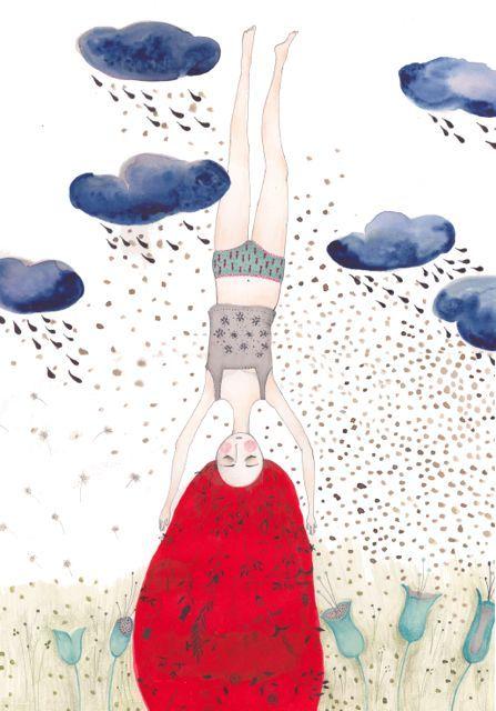 Cristina Barsony, illustrator & ceramist | Sugar. The name is Sugar.