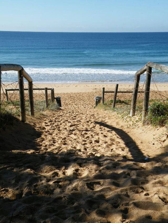 I will get here!!!!!!!   Home and Away- Summerbay Beach. ( Palm Beach) was beautiful here