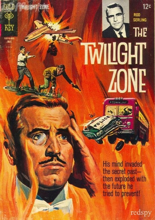 Best Book Cover Zone : Best images about the twilight zone outer limits