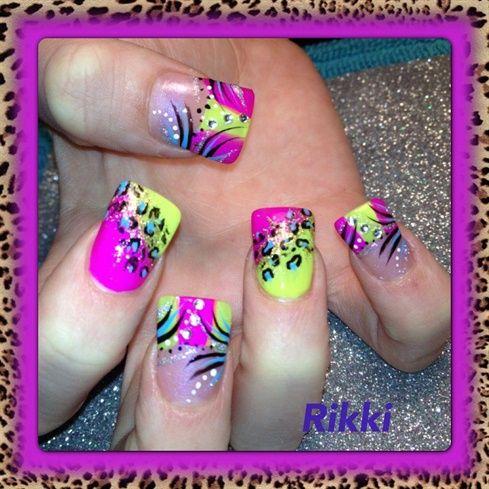 cool by Rikki2007 - Nail Art Gallery nailartgallery.nailsmag.com by Nails Magazine www.nailsmag.com #nailart