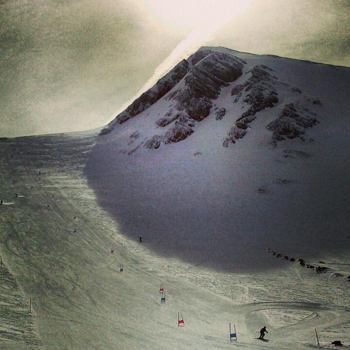 Kellaria Parnassos ski center Greece