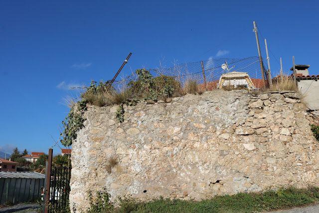 Camporosso (IM) - rudere di una vecchia stalla vic...