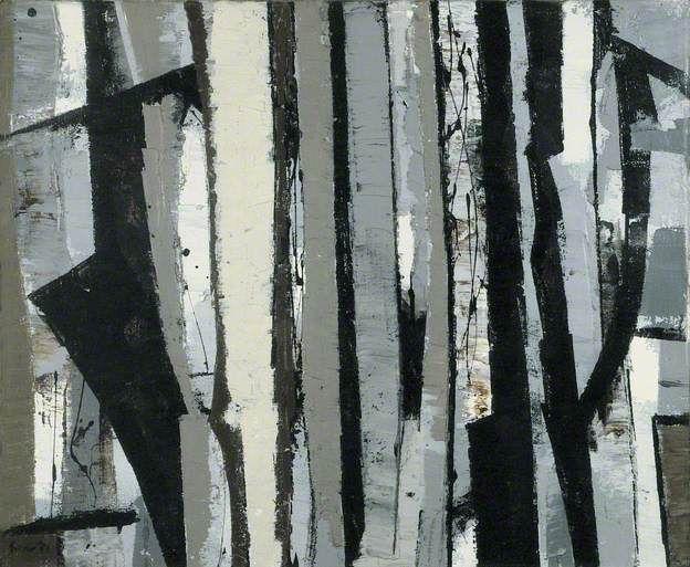 William Gear - Study in Grey
