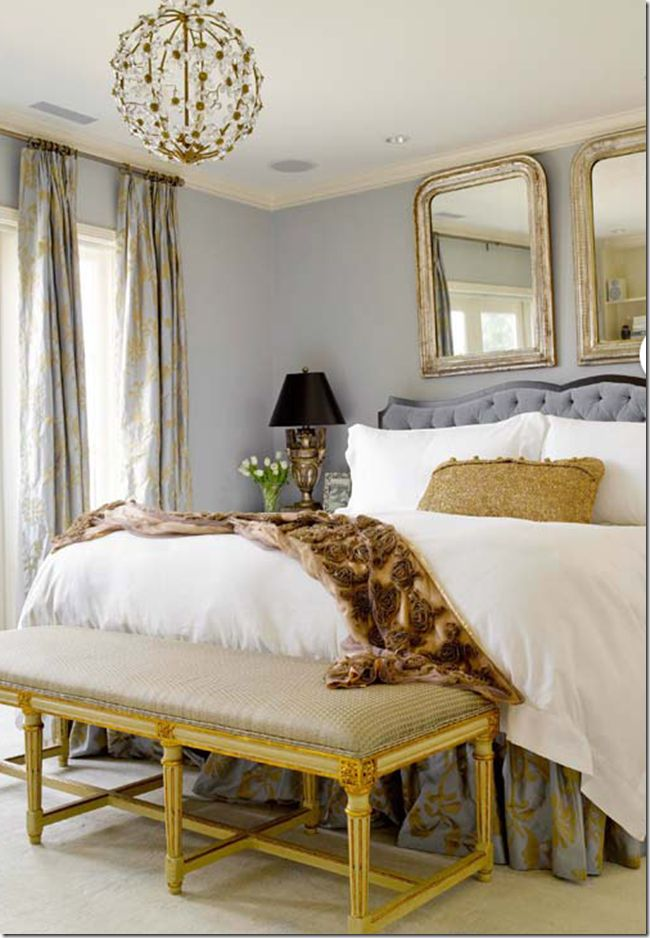 Beautiful Romantic Bedrooms: 1268 Best Images About Lovely Bedrooms On Pinterest