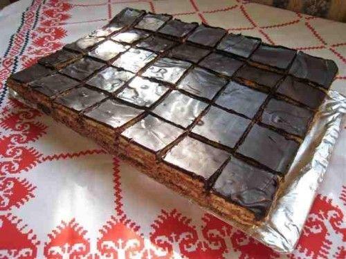 Az egyik kedvenc süteményem receptjét írom most le. Elkészítése egyszerű és nagyon finom!  Hozzávalók  60 dkg liszt, 1 kávéskanál szódabikarbóna, 15 dkg cukor, 5 dkg…