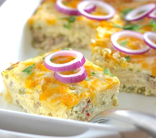 Make Ahead Sausage And Egg Breakfast Bake: 17+ Best Images About Keto: Eggs