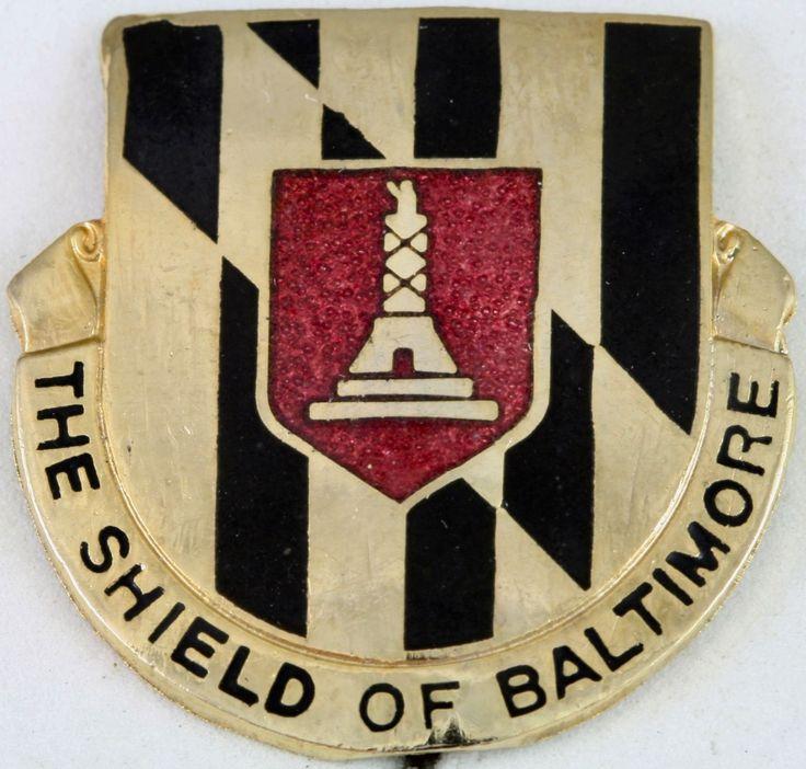 684th AAA Battalion Crest