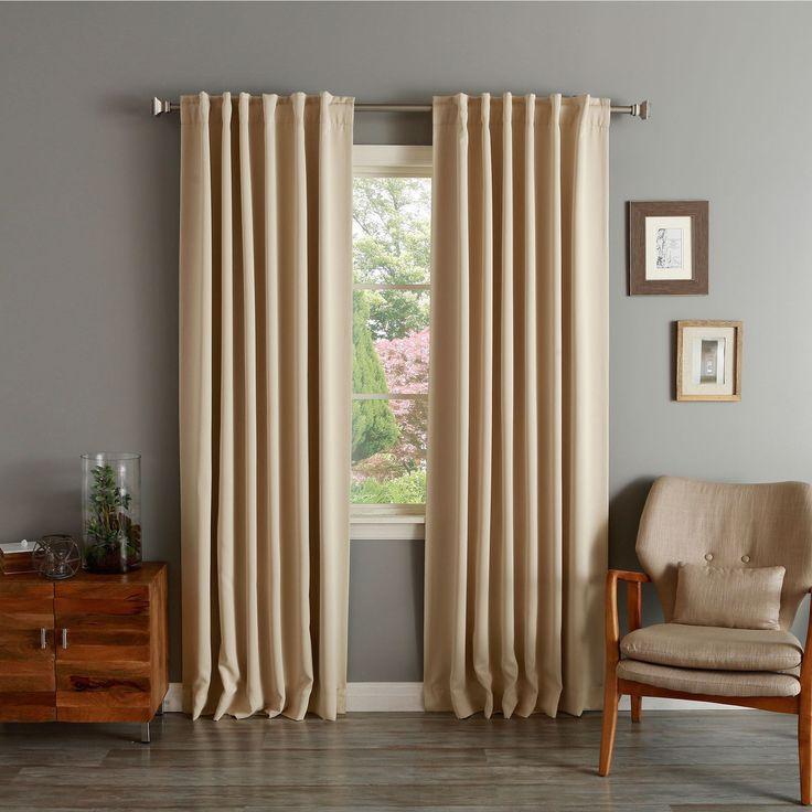 25 Best Ideas About Grey Blackout Curtains On Pinterest Bedroom Curtains Blackout Curtains