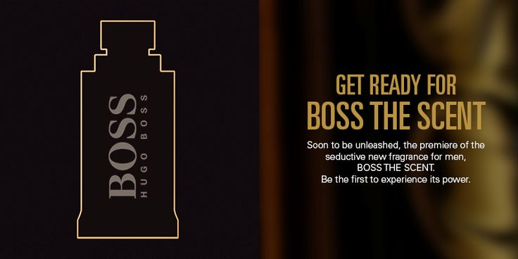 Get a free sample of The Scent from HUGO BOSS. Simply follow the link and fill out a short form to get your free sample.