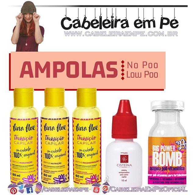 Lista 15 Ampolas Liberadas Posso Misturar Ampola No Shampoo