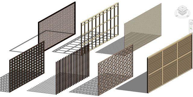 REVIT WINDSURFER: ALTERNATIVE USES FOR REVIT CURTAIN WALLS