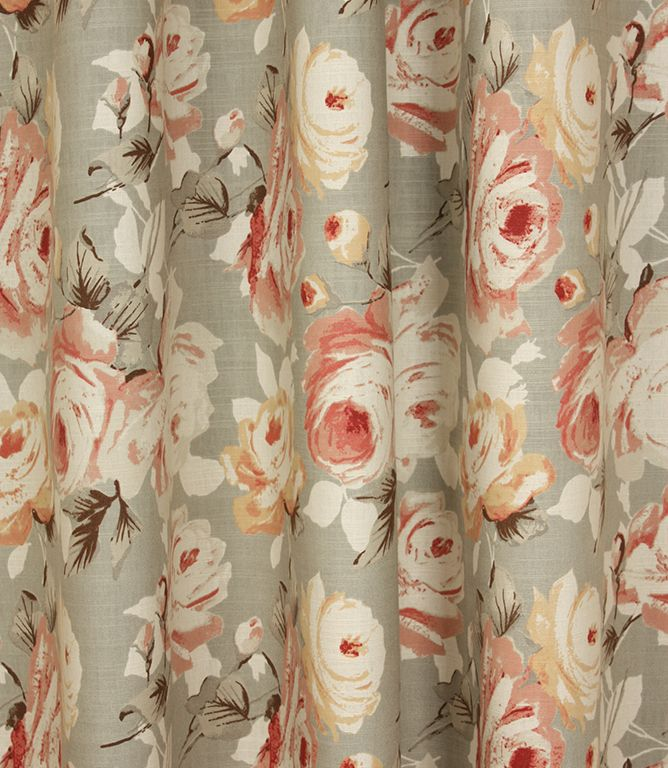 Save 40% on our Grey Nailsworth Traditional Fabric. This Regular fabric is perfect for Curtains & Blinds.