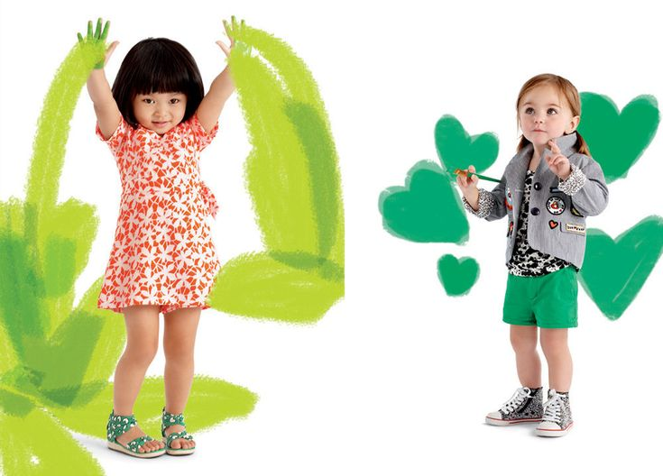 DVF's Gap Kids Collection Hits New York Stores Next Thursday - Collabs - Racked NY