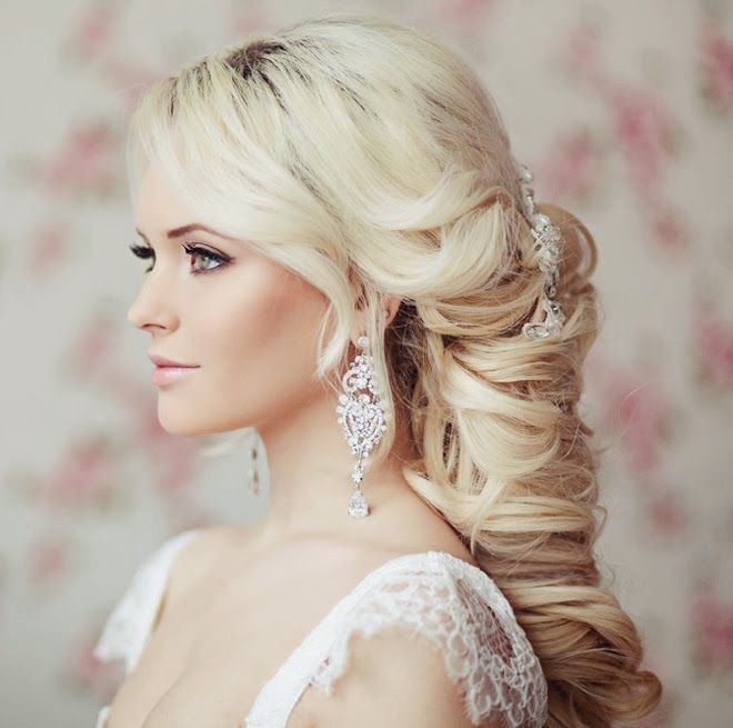 Brilliant 1000 Images About Bridal Hairstyles On Pinterest Updo Hair Hairstyles For Women Draintrainus