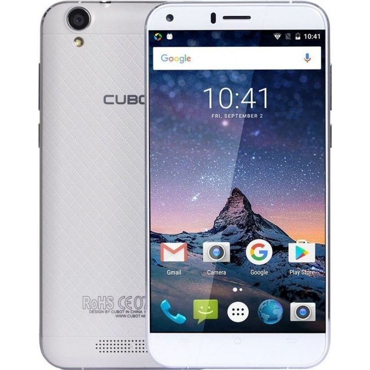 Cubot Manito (16GB) White