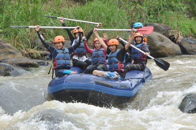 Caldera Rafting Citarik