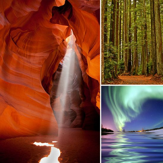 Next On My Travel List: Natural Wonders in North America