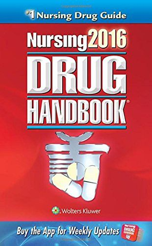 Nursing2016 Drug Handbook (Nursing Drug Handbook)