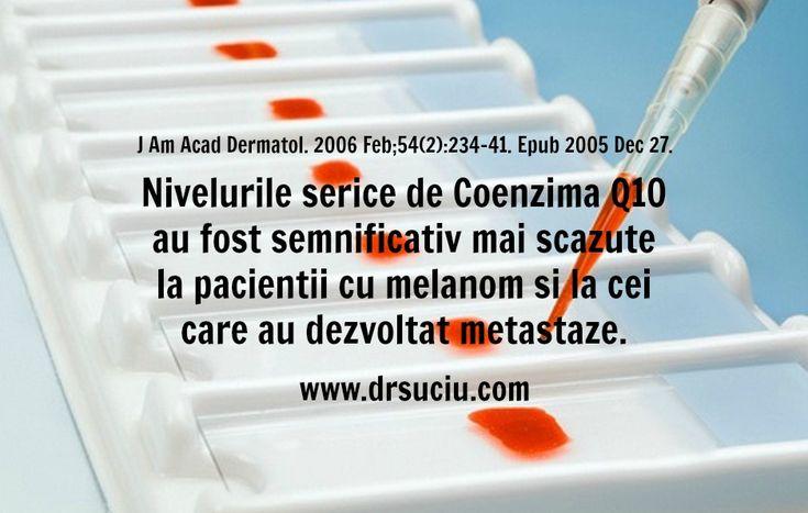 Photo Coenzima Q10, melanomul si metastazele - drsuciu
