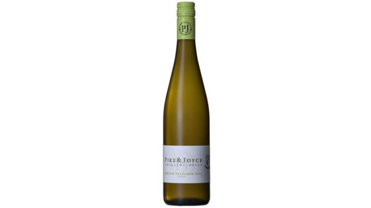 Pike and Joyce Separe gruner veltliner 2015