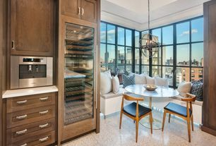 Craftsman Kitchen with Wine refrigerator & Pendant Light | Zillow Digs  | Zillow