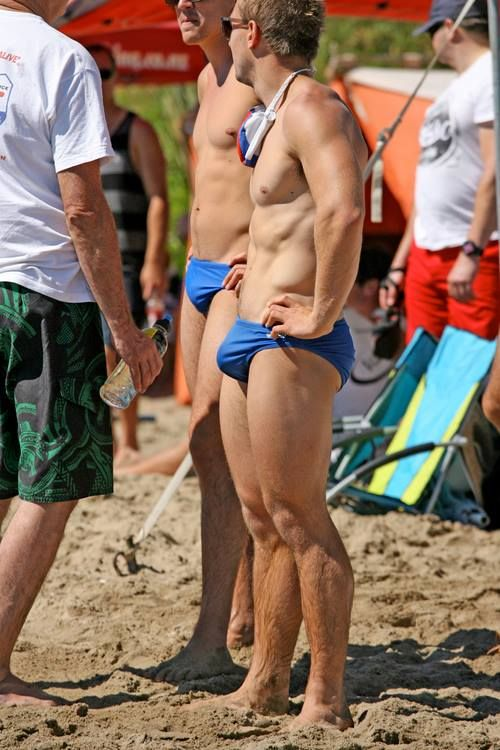 from Bode gay australian lifeguards