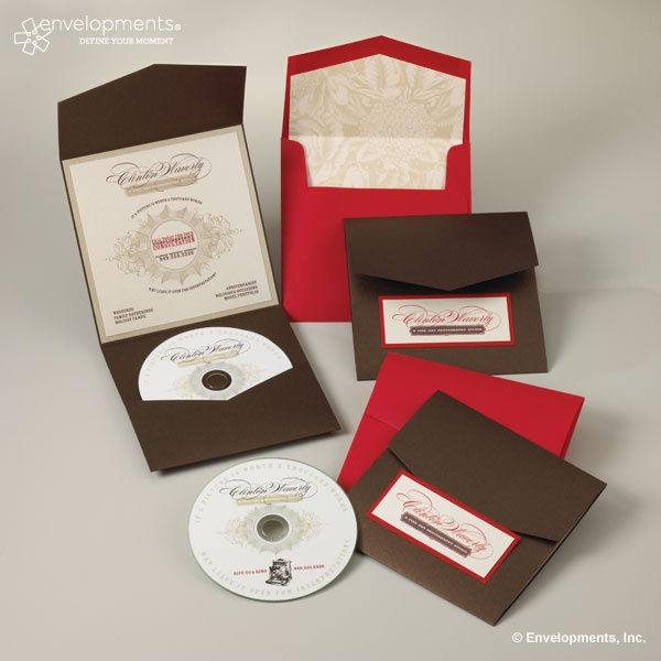 cd packaging - envelopments