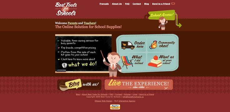 Best Tools for Schools - www.toolsforschools.ca