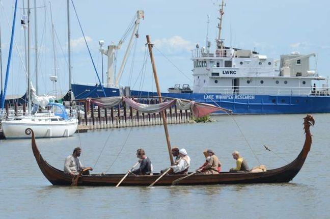 Vikings - Icelandic Festival, Gimli, Manitoba Islendingadagurinn