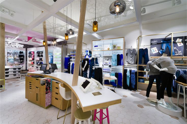 Thyme Maternity's Concept Store Targets Savvy Moms-to-Be #business trendhunter.com