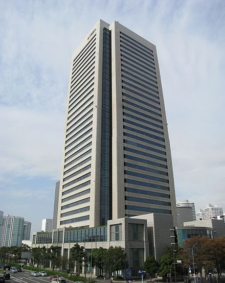 Mitsubishi Heavy Industries, Ltd. Yokohama Headquarters / 三菱重工業株式会社 横浜本社