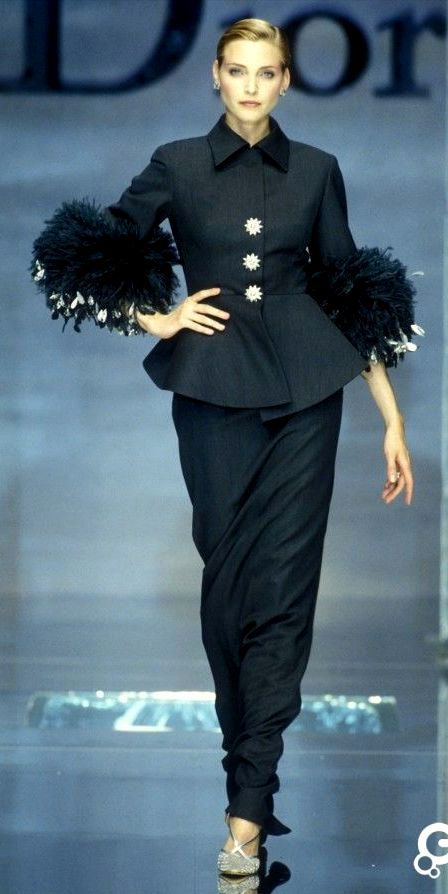 1996 Christian Dior, Autumn-Winter. Couture