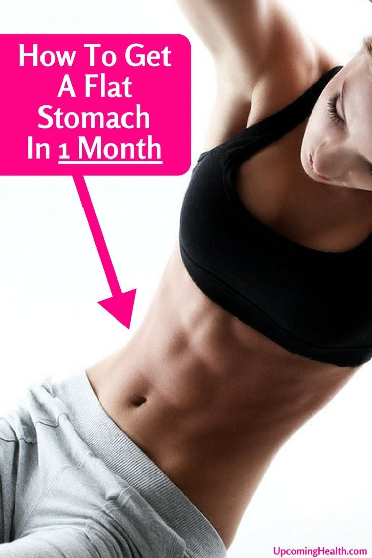 How Get Flat Belly