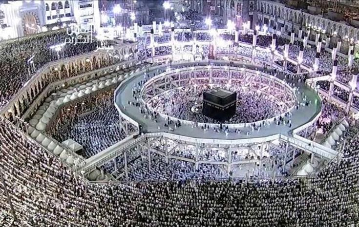 Saudi government deploy security troops for the Hajj pilgrimage season this year