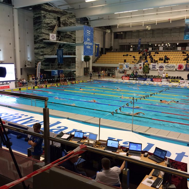 Eriksdalsbadet, Nationals 2014