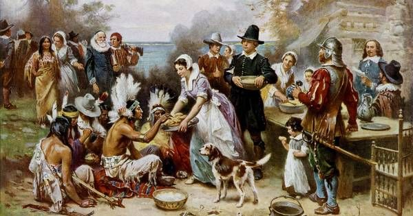 What Pilgrims And Native Americans Actually Ate At The First Thanksgiving