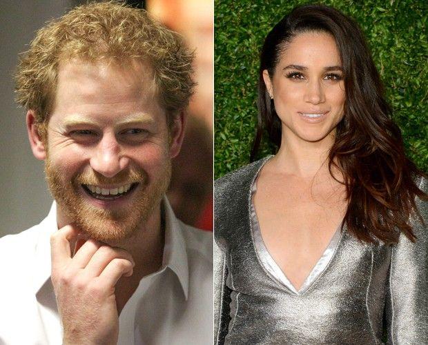 Príncipe Harry confirma namoro com atriz de da série 'Suits' e pede respeito
