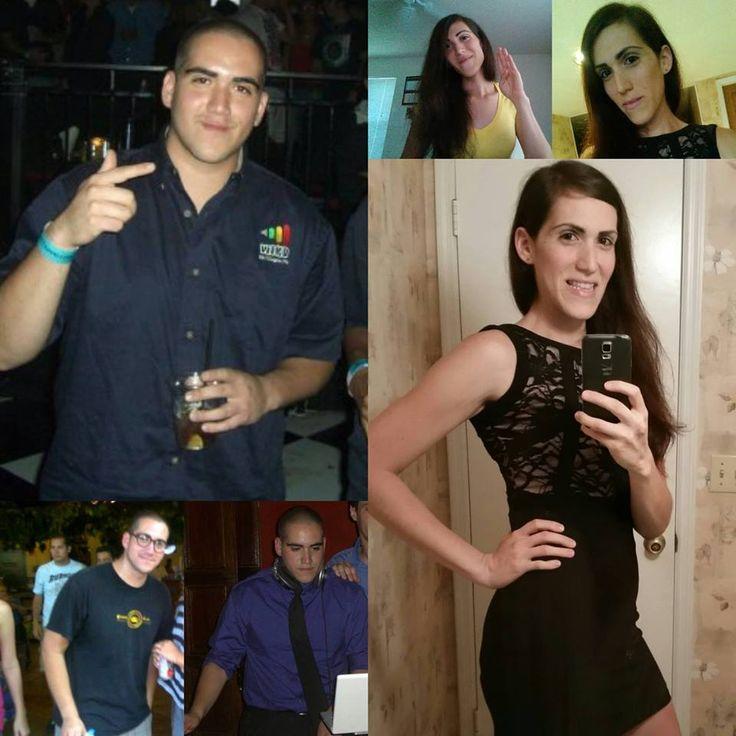 Alex - Pre-Transition 2011- 2016.