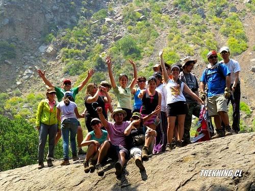 Trekking Quebrada de Macúl Enero2013